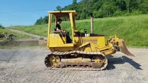 1997 caterpillar d3c lgp bull dozer for