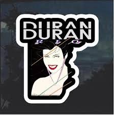 Duran Duran Rio Full Color Decal Sticker Custom Sticker Shop