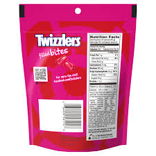 twizzlers filled bites strawberry