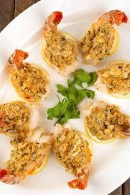 Baked Stuffed Shrimp Recipe ...