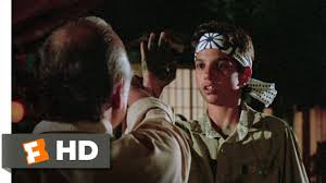 The Lessons Come Together The Karate Kid 5 8 Movie Clip 1984 Hd Youtube