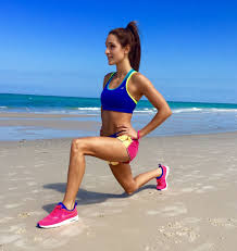 kayla itsines the fitness queen of