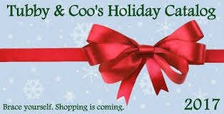 brace yourself our holiday catalog is