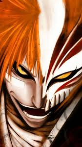 bleach ichigo hollow wallpaper iphone