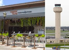 Embry-Riddle Office of Alumni Engagement - PBI Control Tower Tour and NBAA  Alumni Social