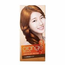 stylist silky hair color cream