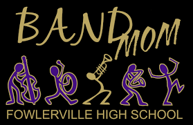 Band Mom Window Decal Marchers Brideau S Apparel Gifts