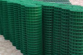 Pvc Coated Wire And Wire Mesh Welded Galvanized Plastic Coated