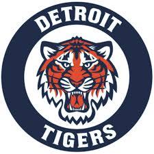 Detroit Tigers 11 Mlb Team Logo Vinyl Decal And 50 Similar Items