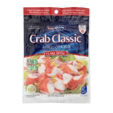Crab Classic Flake Style Imitation Crab ...
