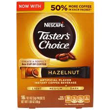 instant coffee beverage