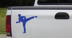 Karate Car Decals Dezign With A Z