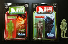 """Sandy Collora on Twitter: """"Final samples for the Shark Hunter action  figures! If you missed out, get yours here: https://t.co/1s6aZZJLap… """""""