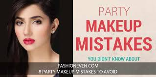 8 stani party makeup mistakes to