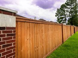 Residential Wood Fences Houston Tx Texas Fence