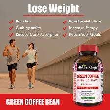 100% All Natural Green Coffee Bean Weight Loss Supplements for ...
