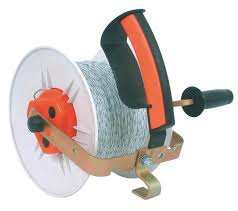 Electric Fence Reel Pigtail Posts 500m Polywire Standards Wcf Hire