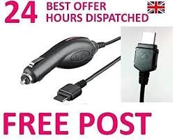 CAR CHARGER FOR SAMSUNG Z700 Z720 ZV40 ...
