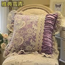 Élégantes et modernes et luxueux canapé coussin oreiller oreiller kit par  le chef de l'acajou grand dossier ,48*48cm chip-chip-, Athènes Suet-ching:  Amazon.fr: Cuisine & Maison