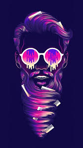purple hipster wallpaper cool backgrounds