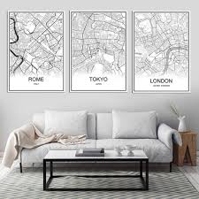 Living Room Wall Decor 10 Vintage Lifestyle Posters Inspirations Essential Home