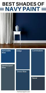 10 ways to decorate with navy for a