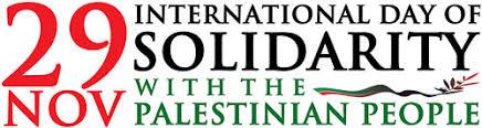"""Résultat de recherche d'images pour """"journée internationale du peuple palestinien"""""""