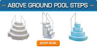 Pool Steps Pool Ladders Pool Fencing Pool Decks Inyopools Com