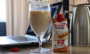 premier protein caramel coffee creamer