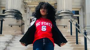 Pack in Action: Chelsea Smith '22PHD Discusses Her Passion for Women in  STEM and Working with Marginalized Groups on Campus | College of Education  | NC State University