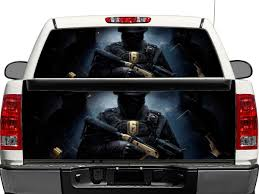 Product Rainbow Six Siege Rear Window Or Tailgate Decal Sticker Pick Up Truck Suv Car