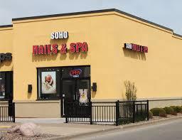 soho nail salon now open in onalaska