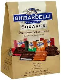 ghirardelli squares premium ortment