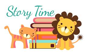 Story time – Liz Derouet