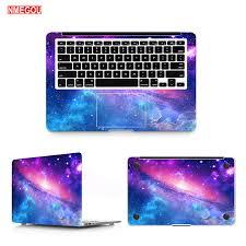 3 In 1 Full Body Decal Skin Laptop Cover Vinyl Sticker For Apple Macbook Air 11 12 13 15 Pro Mac Book Notebook Lap Top Stickers Laptop Skins Aliexpress