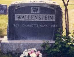 Charlotte Nanna Wallenstien (Stevens) (1901 - 1934) - Genealogy