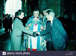 HRH Princess Anne with The Very Revd Dr Wesley Carr marking 50 years Stock  Photo - Alamy