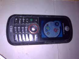 Telefono Basico Motorola C261 Telcel ...