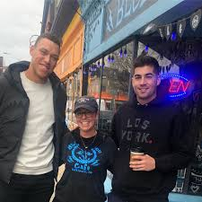 Lucky Yankees Fans Meet Aaron Judge ...