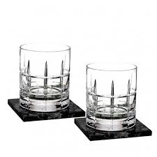 tumblers double old fashioned glasses
