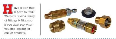 pressure washer hose fittings adapters