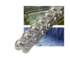 Image result for The Benefits of Stainless Steel Roller Chains