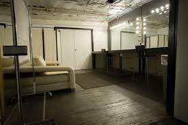 makeup room warehouse film location