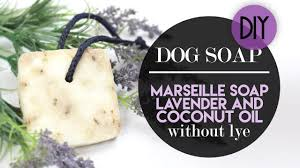 dog soap without lye sapone per cani