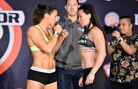 Arlene Blencowe set to rematch Julia Budd for Bellator title – Fight News  Australia