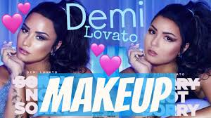 demi lovato sorry not sorry makeup