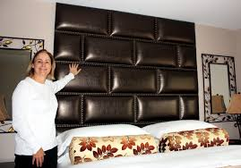 chic upholstered headboards