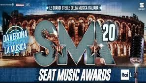 Vinci gratis i biglietti per assistere all'evento live SEAT Music Awards  2020 – Scontrino Felice