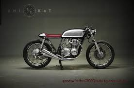 a build from poland cafe racer tv