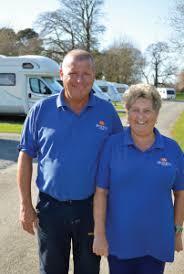 Gary and Tania Smith   Holiday Park Scene Magazine